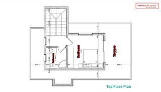 Serene Alaiye Villaları, Kat Planları-6