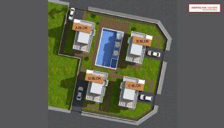 Serene Alaiye Villaları, Kat Planları-7
