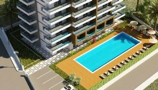 Skyblue Residence, Mahmutlar / Alanya - video
