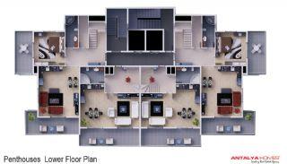 Skyblue Residence, Planritningar-3