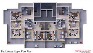Skyblue Residence, Kat Planları-4