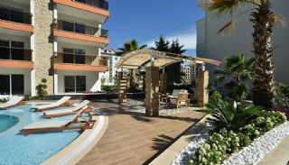Diamond Beach Lagenheter 2, Avsallar / Alanya - video