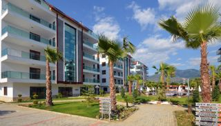 Sun Palace River Sitesi, Alanya / Oba - video