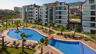 Appartements Sun Palace River, Alanya / Oba