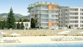 Seafront Apartments in Alanya 20 Min. to Gazipaşa Airport, Alanya / Kestel - video