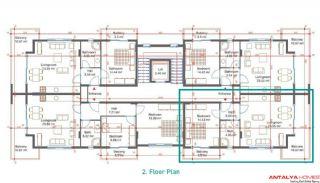 Kleurrijk Appartementen, Vloer Plannen-2