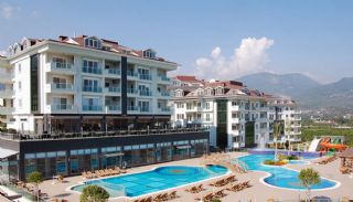 Appartements Olive City, Oba / Alanya