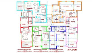 Olive City Flats, Property Plans-3