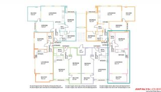 Olive City Flats, Property Plans-1
