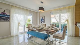 Panoramic Sea and Castle View Villas in Alanya Kargicak, Interior Photos-2