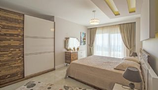 Panoramic Sea and Castle View Villas in Alanya Kargicak, Interior Photos-5