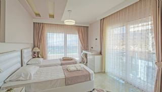 Panoramic Sea and Castle View Villas in Alanya Kargicak, Interior Photos-7