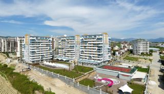 Emerald Dreams Appartementen, Alanya / Avsallar - video