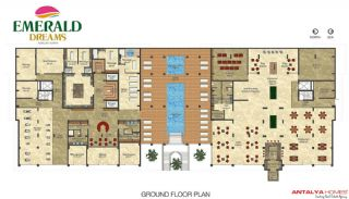Appartements Emerald Dreams, Projet Immobiliers-2