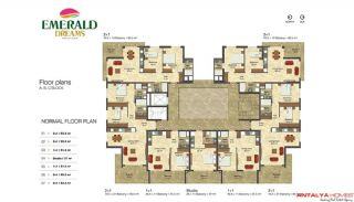 Appartements Emerald Dreams, Projet Immobiliers-3