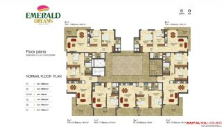 Appartements Emerald Dreams, Projet Immobiliers-4