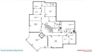 Kestel Residence, Vloer Plannen-1