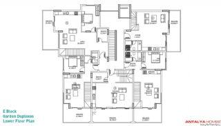 Kestel Residence, Kat Planları-11