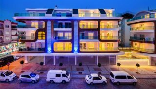 Cleopatra Select Lägenheter, Alanya / Centrum - video