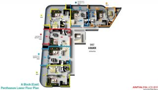 Appartements Cleopatra Select, Projet Immobiliers-3