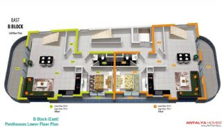 Appartements Cleopatra Select, Projet Immobiliers-6