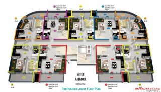 Kleopatra Select Wohnungen, Immobilienplaene-9