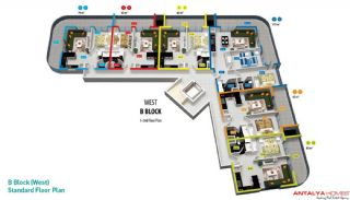 Appartements Cleopatra Select, Projet Immobiliers-11