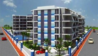 Appartements Crystal Nova, Alanya / Oba - video