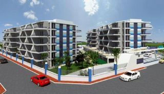 Crystal Nova Apartments, Alanya / Oba - video