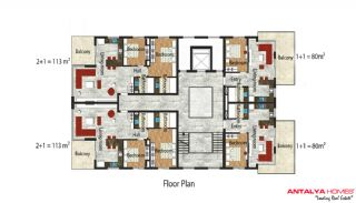 Sea Stars Residence, Property Plans-2