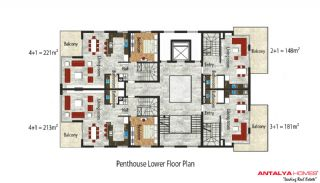Sea Stars Residence, Property Plans-3
