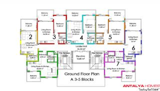 Olive Garden Apartments, Property Plans-1