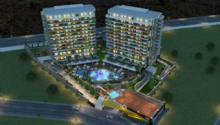 Vesta Star Apartmanı, Cikcilli / Alanya - video
