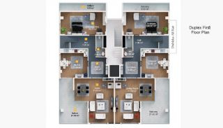 Hasbahce Huset, Planritningar-2