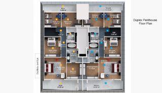 Hasbahce Huset, Planritningar-3