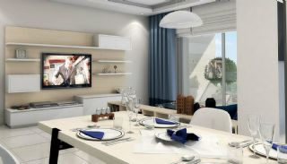 Kestel Seaside Appartements, Photo Interieur-2
