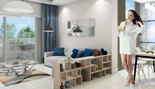 Kestel Seaside Appartements, Photo Interieur-3