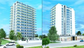 Nouveau Projet à Alanya, Alanya / Mahmutlar