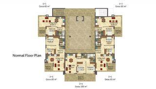 Sun Palast Garten Wohnungen, Immobilienplaene-3