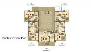 Sun Palast Garten Wohnungen, Immobilienplaene-4