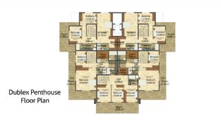 Sun Palace Garden Appartement, Projet Immobiliers-5