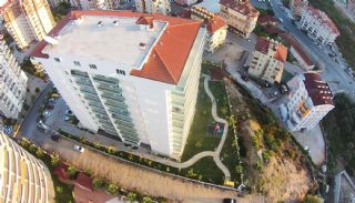 Sun Palace Tower Wohnungen, Alanya / Cikcilli - video