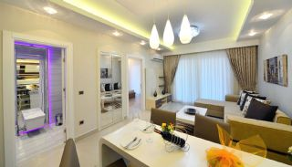 Modernly Designed Seafront Apartments in Alanya Mahmutlar, Interior Photos-1