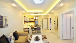 Modernly Designed Seafront Apartments in Alanya Mahmutlar, Interior Photos-3