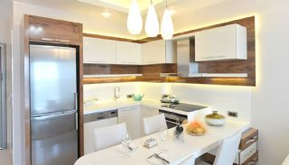 Modernly Designed Seafront Apartments in Alanya Mahmutlar, Interior Photos-6