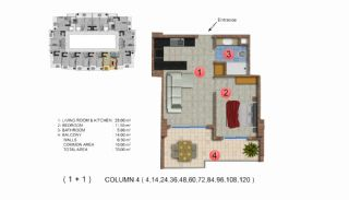 Calista Premium Residence, Property Plans-5