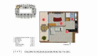 Calista Premium Residence, Property Plans-11