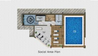 Nature Apartmanı, Kat Planları-1