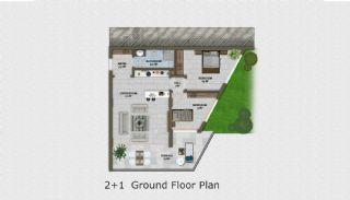 Nature Apartmanı, Kat Planları-2