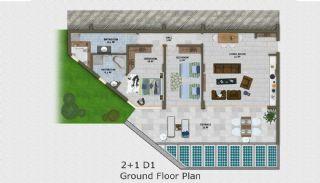 Nature Apartmanı, Kat Planları-3